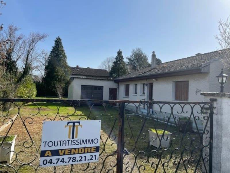 Vendita casa Estrablin 343000€ - Fotografia 5