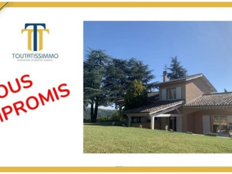 Vendita casa Reventin vaugris 448000€ - Fotografia 6