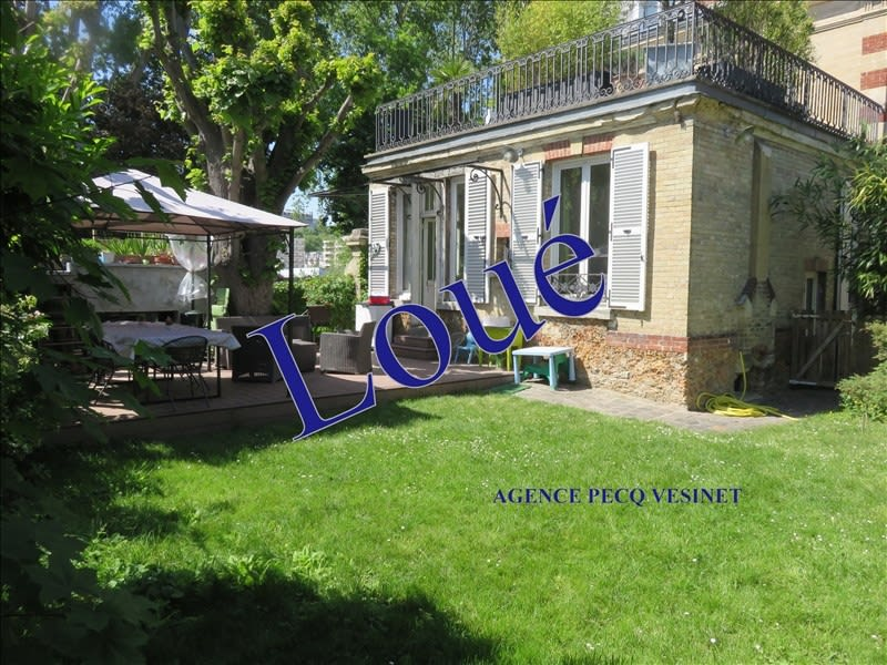 Location appartement Le pecq 2300€ CC - Photo 3