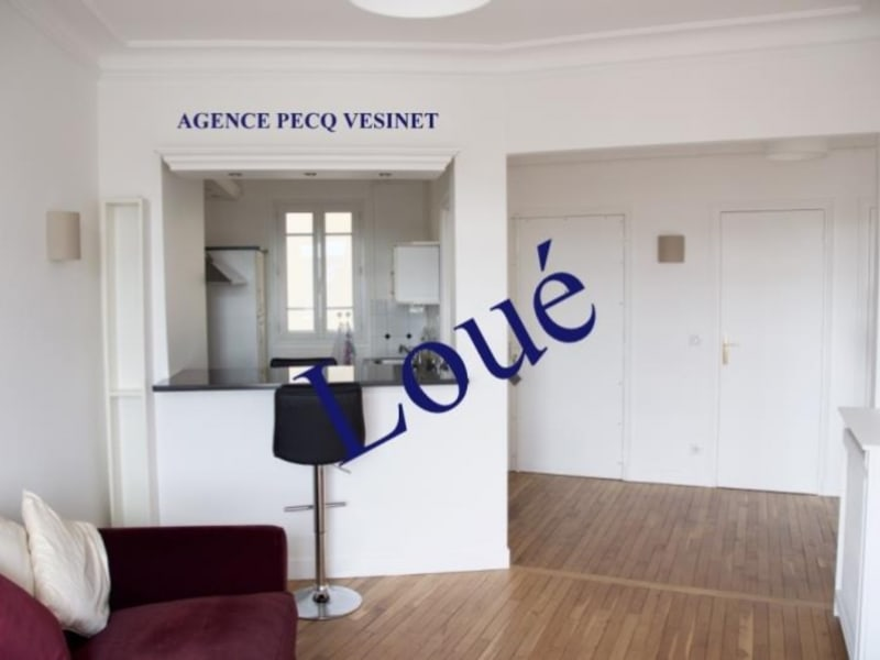 Location appartement Le pecq 950€ CC - Photo 3