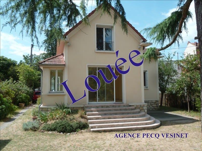 Location maison / villa Le vesinet 3500€ CC - Photo 3