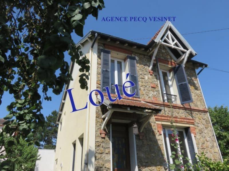 Location maison / villa Le pecq 1990€ CC - Photo 3