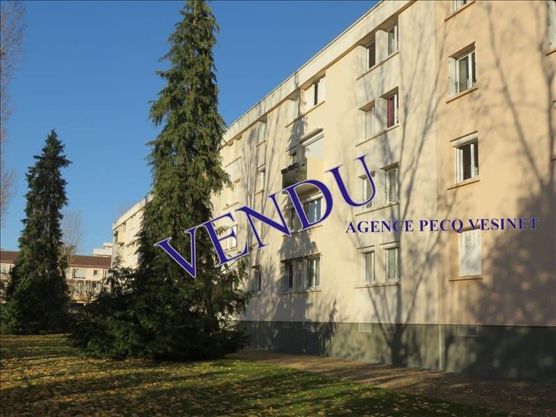 Vente appartement Le pecq 203000€ - Photo 3