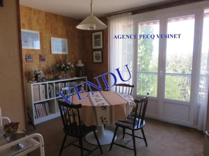 Vente appartement Le pecq 230000€ - Photo 3