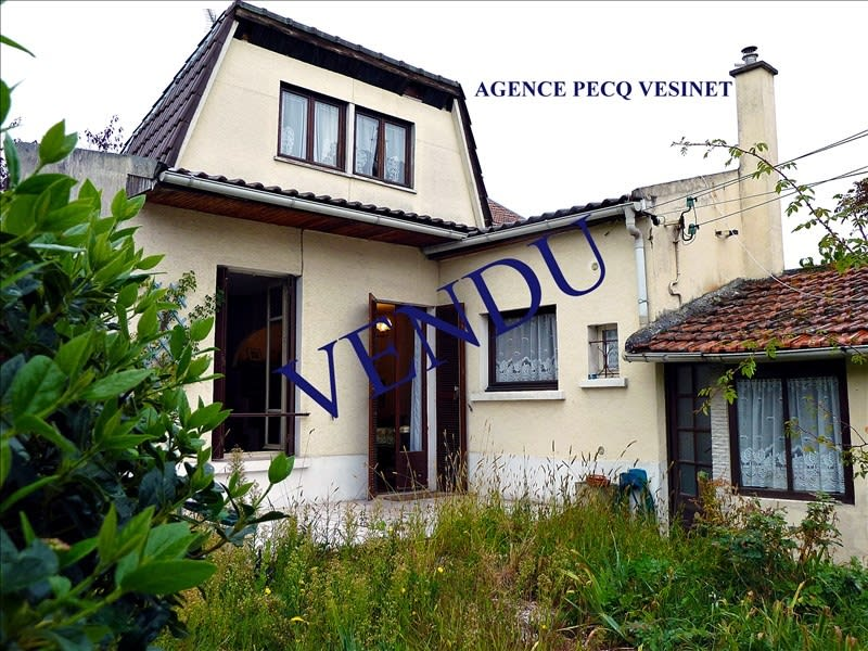 Vente maison / villa Le pecq 344000€ - Photo 6