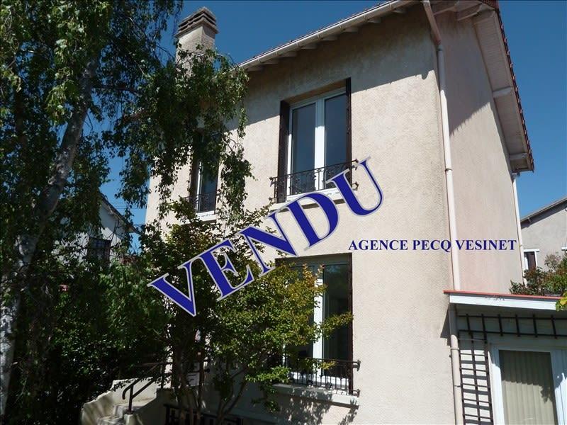 Vente maison / villa Le pecq 748000€ - Photo 9