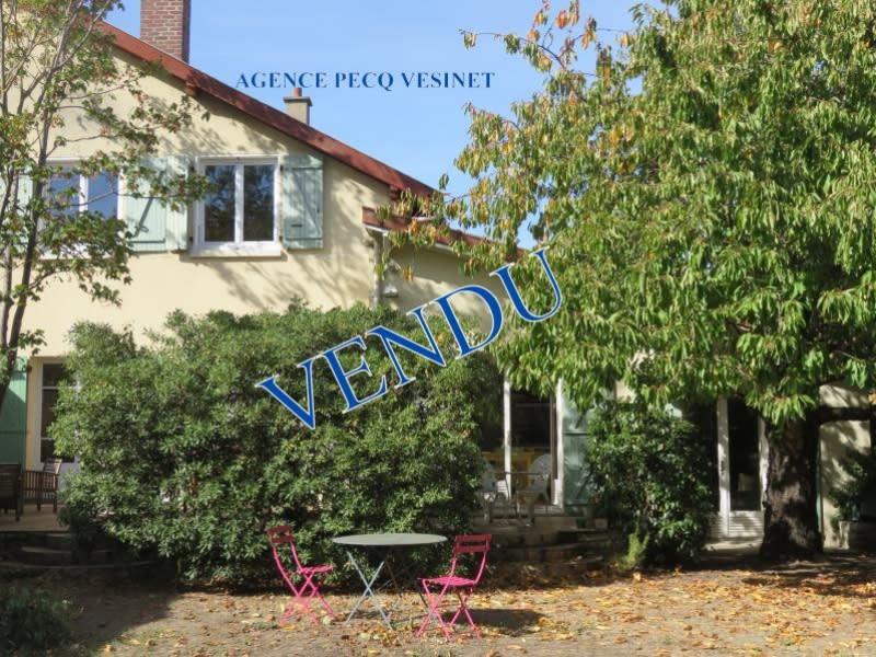 Vente maison / villa Le pecq 710000€ - Photo 4