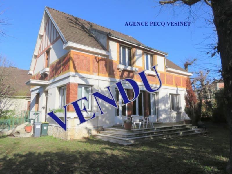 Vente maison / villa Le vesinet 890000€ - Photo 3