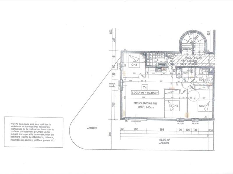 Vente appartement Gap 225000€ - Photo 10