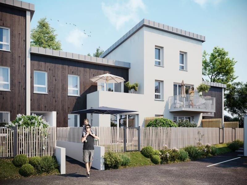 Sale apartment Caen 204500€ - Picture 2