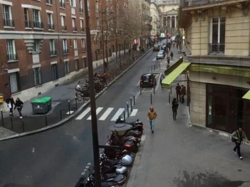 Location appartement Paris 10ème 1200€ CC - Photo 11