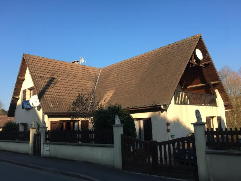 Rental house / villa Epinay sous  senart 1500€ CC - Picture 2