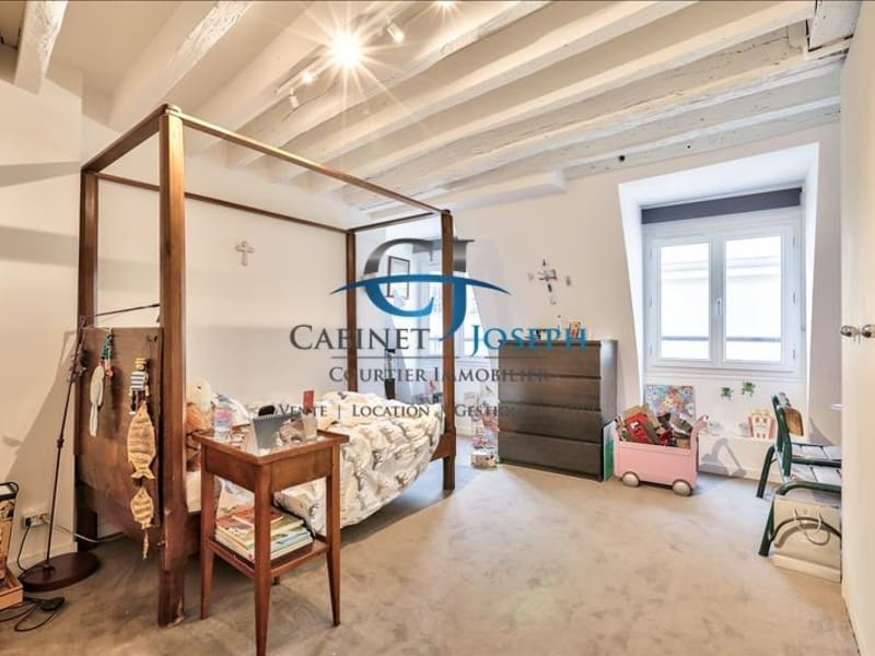 Vente de prestige appartement Paris 10ème 1428000€ - Photo 8