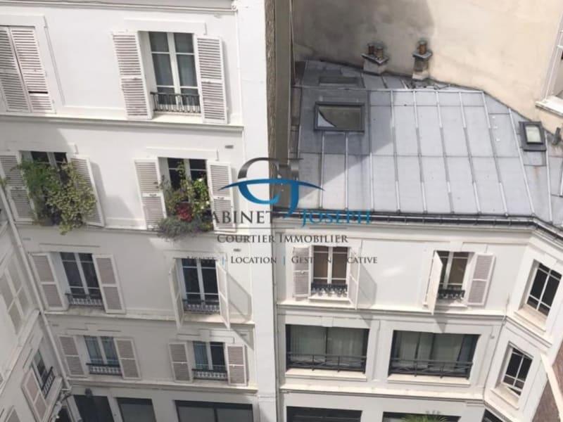 Vente appartement Paris 9ème 110000€ - Photo 8