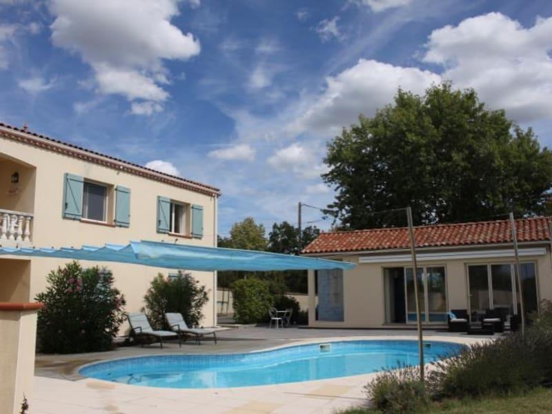 Venta de prestigio  casa Le castera 894400€ - Fotografía 11