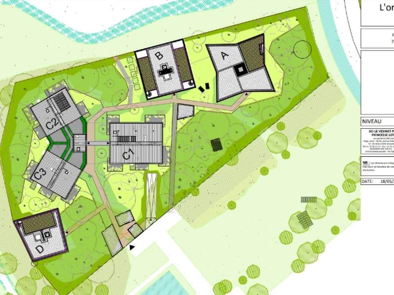 New home sale building Le vesinet  - Picture 15