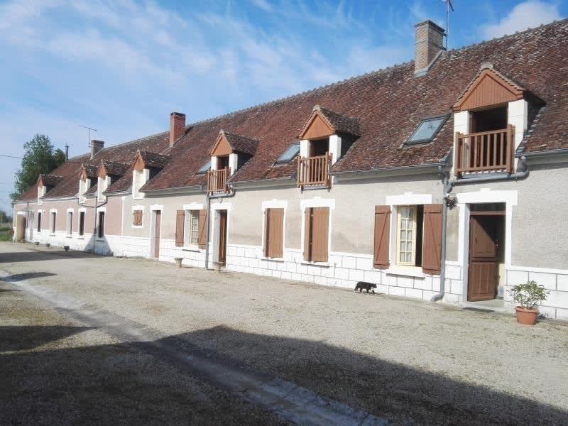 Sale house / villa St romain sur cher 362250€ - Picture 10