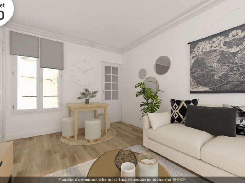 出售 公寓 Paris 15ème 386600€ - 照片 10