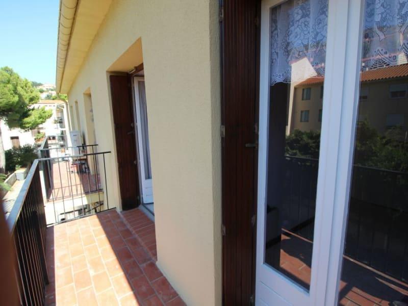 Sale apartment Port vendres 110000€ - Picture 10