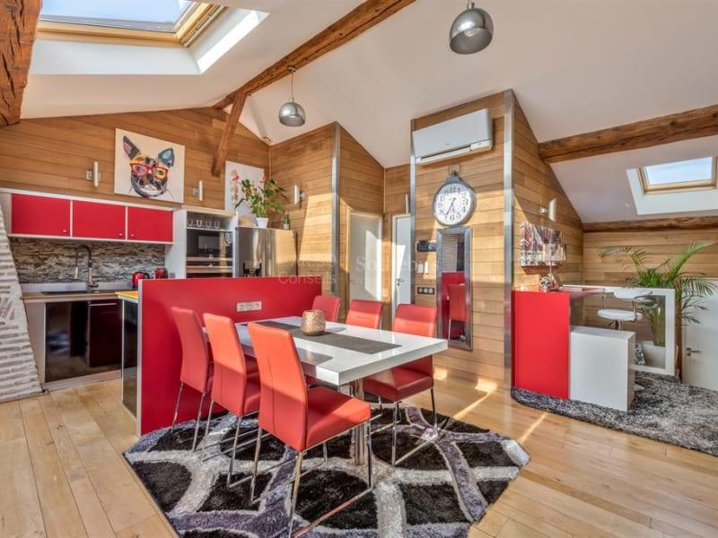 Vente appartement Neuville sur saone 195000€ - Photo 11