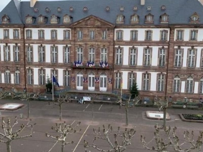 Location appartement Strasbourg 1300€ CC - Photo 14