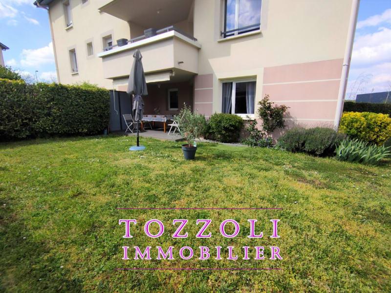Sale apartment Vaulx milieu 227000€ - Picture 11