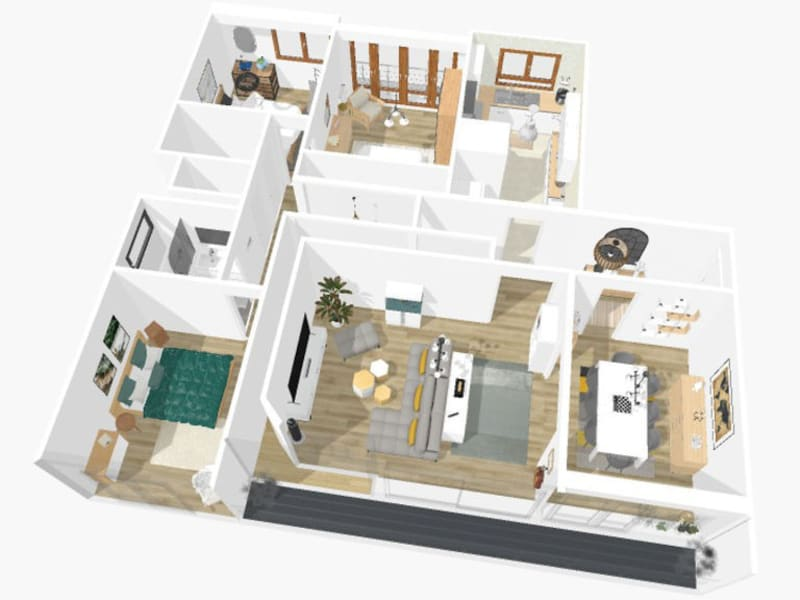 Sale apartment Louveciennes 449000€ - Picture 15