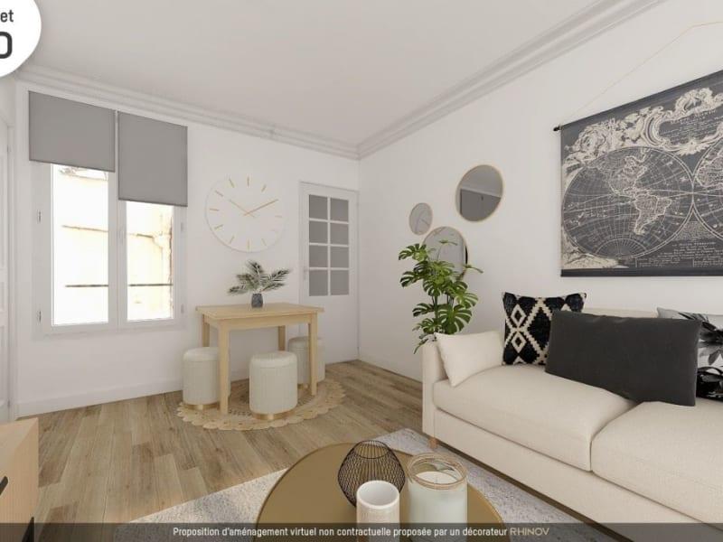出售 公寓 Paris 15ème 386600€ - 照片 1
