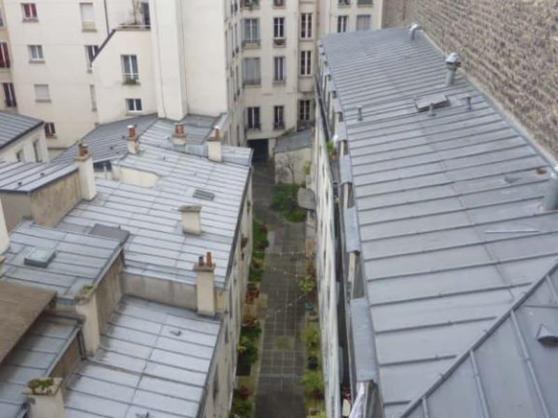 Rental apartment Paris 18ème 650€ CC - Picture 8