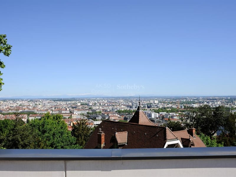 Vente de prestige appartement Lyon 5ème 2340000€ - Photo 8