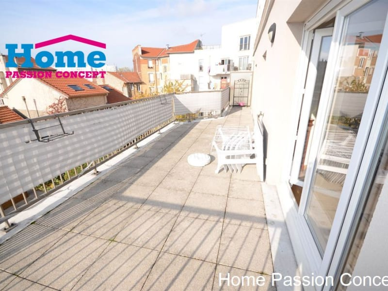 Rental apartment Nanterre 1350€ CC - Picture 12