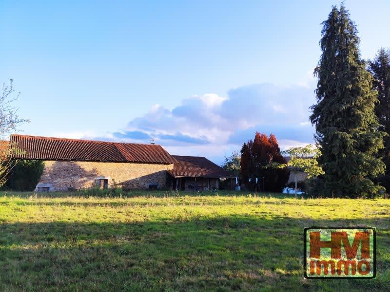Vente maison / villa Pageas 129500€ - Photo 1