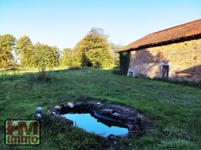 Vente maison / villa Pageas 129500€ - Photo 2