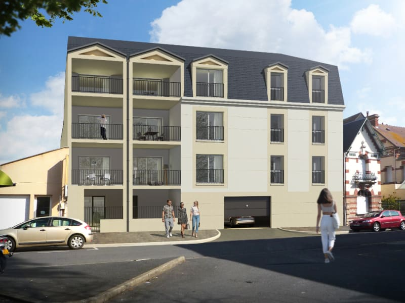 Vente neuf immeuble Ouistreham  - Photo 4