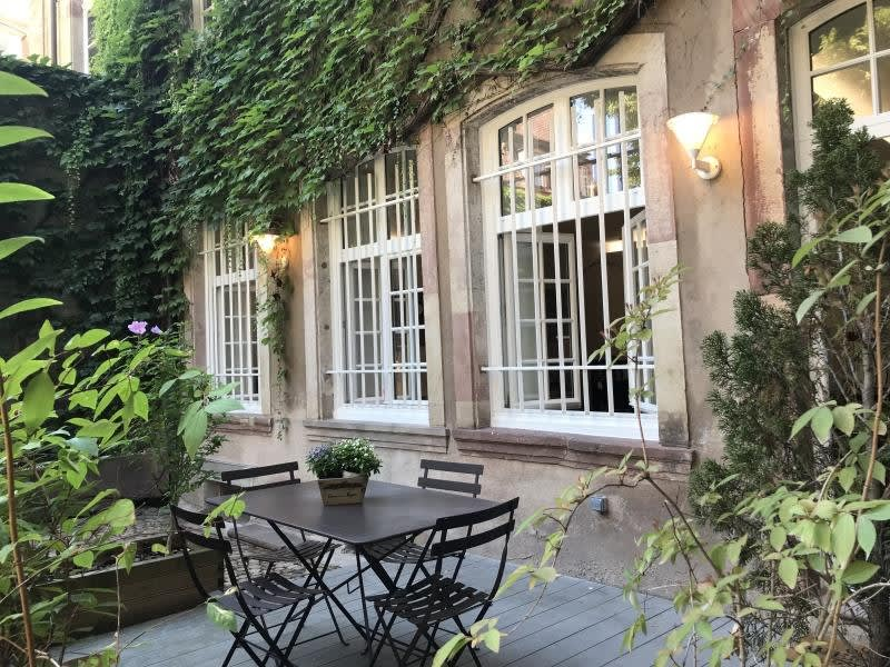 Location local commercial Strasbourg 1300€ HC - Photo 9
