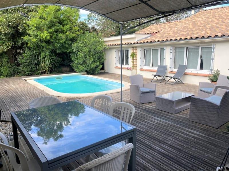 Vente maison / villa Villeneuve les avignon 436000€ - Photo 1