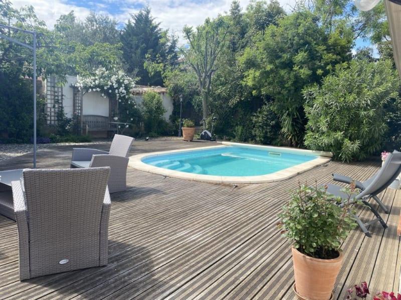 Vente maison / villa Villeneuve les avignon 436000€ - Photo 2