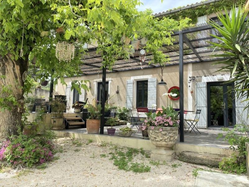 Vente maison / villa Pujaut 381000€ - Photo 2
