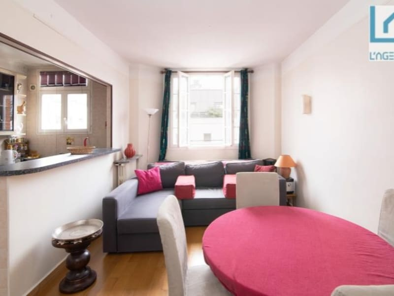 Vente appartement Boulogne billancourt 476000€ - Photo 1