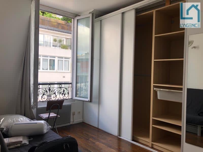 Rental apartment Paris 15ème 750€ CC - Picture 1