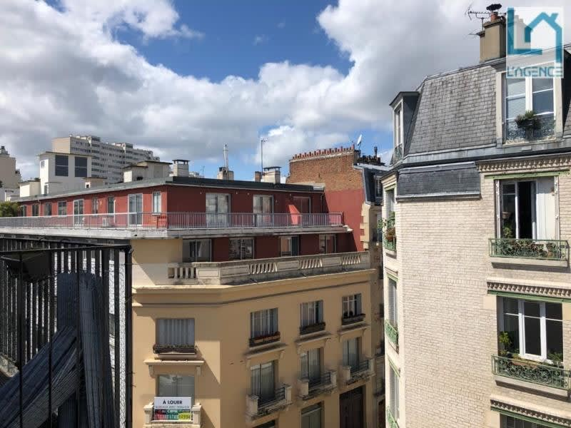 Rental apartment Paris 15ème 750€ CC - Picture 2