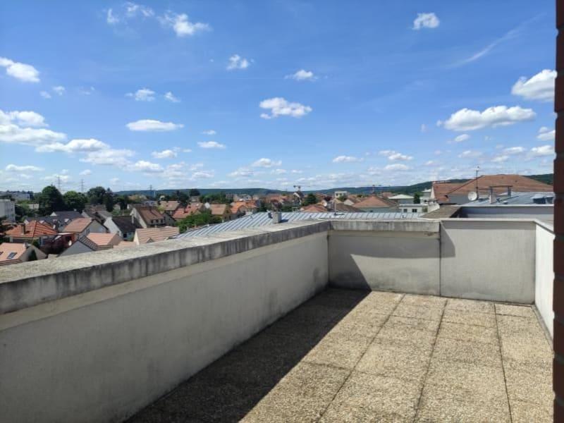 Rental apartment Massy 614€ CC - Picture 1