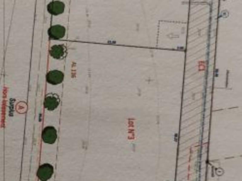 Venta  terreno Albigny sur saone 312000€ - Fotografía 4