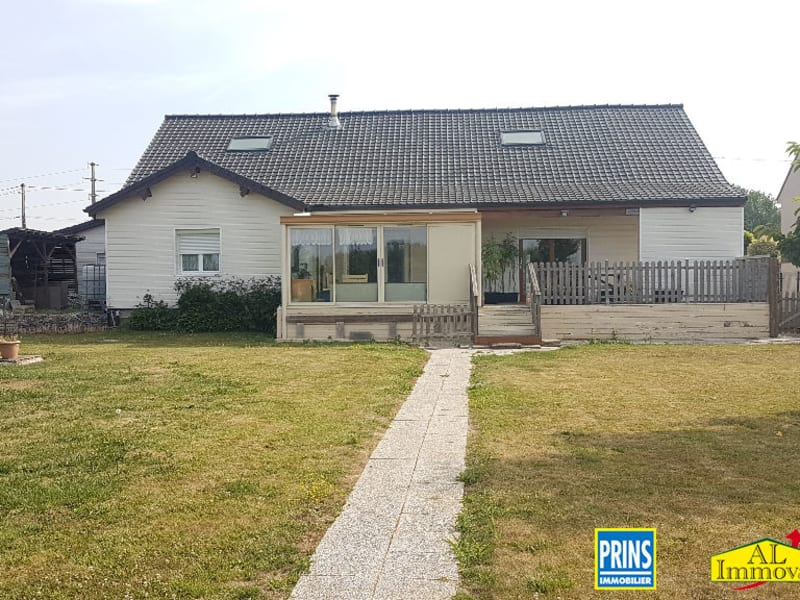 Vente maison / villa Aire sur la lys 219450€ - Photo 11