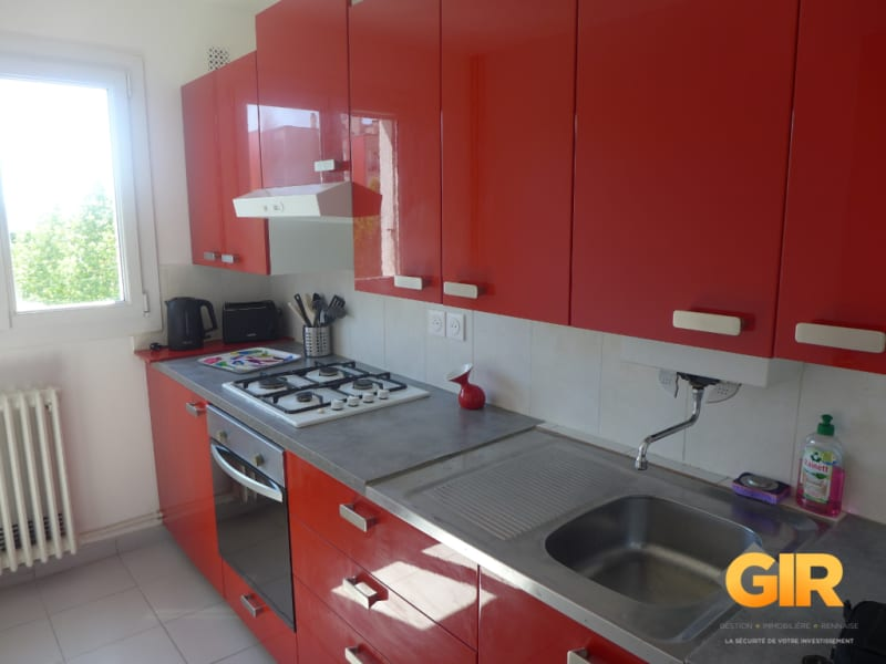 Rental apartment Rennes 390€ CC - Picture 9