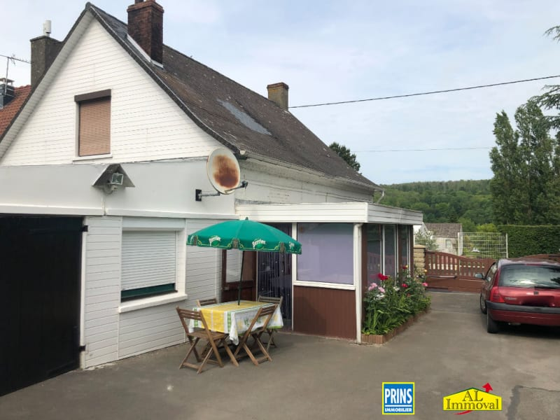 Vente maison / villa Lumbres 167000€ - Photo 8