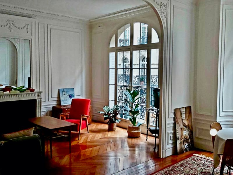 Sale apartment Paris 16ème 1420000€ - Picture 3