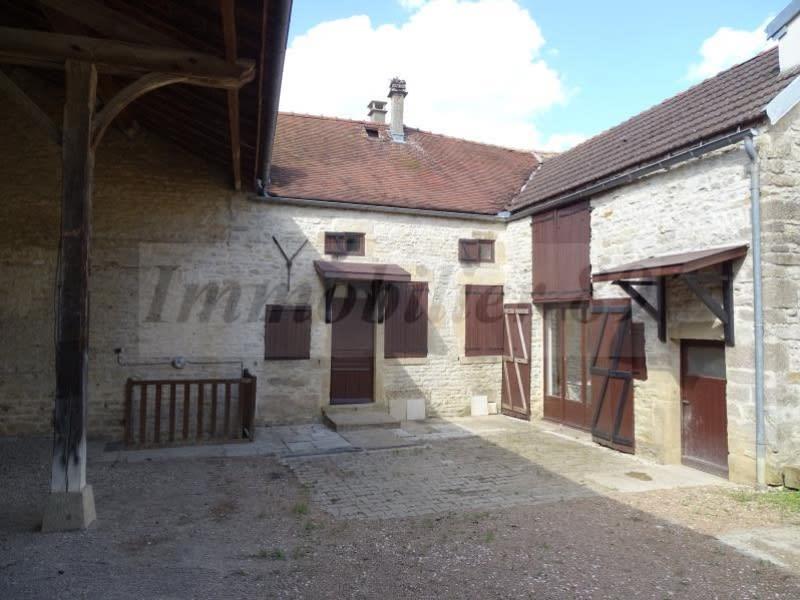 Vente maison / villa Secteur laignes 49500€ - Photo 2