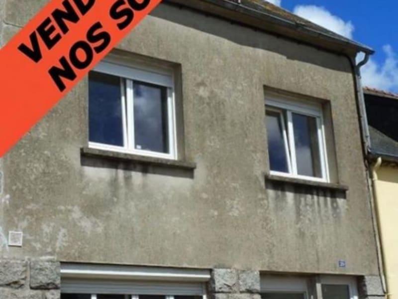Sale house / villa Lannilis 143000€ - Picture 2