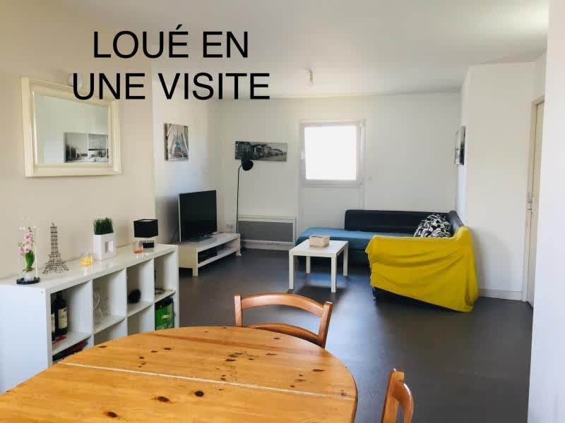 Rental apartment Lannilis 545€ CC - Picture 1